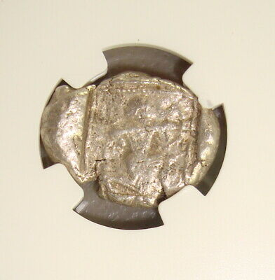 420-410 BC Cilicia, Tarsus Satrap / Archer Ancient Greek Silver Stater NGC F