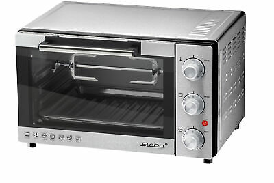 Steba KB 23 Electric 23 L 1500 W 23 L 1500 W 1500 W Grill and bake oven 43000