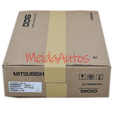 New in box Mitsubishi A975GOT-TBA-B Touch Panel A975GOTTBAB One year warranty