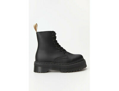 DR. MARTENS JADON Decon Boots Black Ankle Boots 41 UK 7