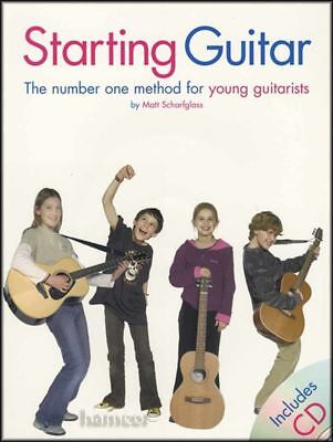 Starting Guitar Learn How to Play Beginner Method for Young Children Kids