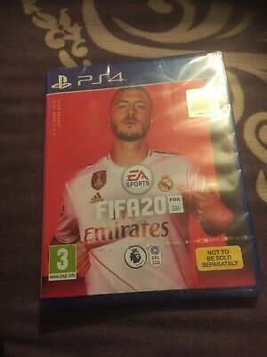 FIFA 20 (PS4) In Stock New & Sealed UK