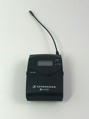 Sennheiser G2 B  EW100 Wireless Bodypack Receiver Transmitter Band 626-662 Mhz