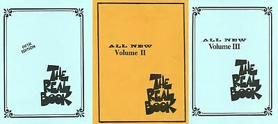 The Real Book Collection 1 2 3