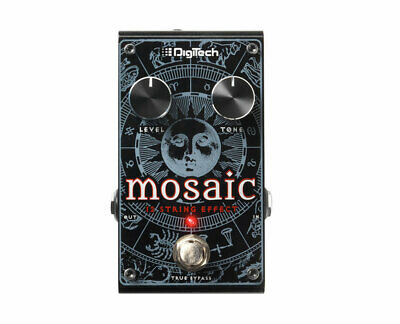 Digitech Mosaic 12-String Polyphonic Guitar Effect Pedal - Used