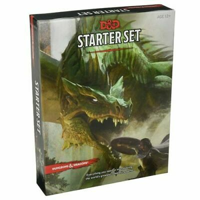 Dungeons & Dragons D&D Starter Set 5th Edition @HobbyGames