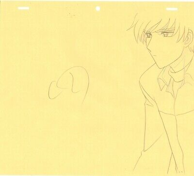 Anime Genga not Cel Card Captor Sakura 2 pages #175