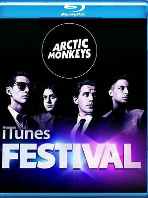 Arctic Monkeys iTunes Festival 2013 Blu-Ray