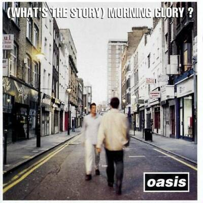 Oasis - (What's The Story) Morning Glory 1995 Uk Cd