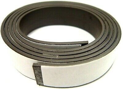 Self Adhesive Magnetic Tape Magnet Strip Sticky Back Magnet Tape Roll Craft Tape
