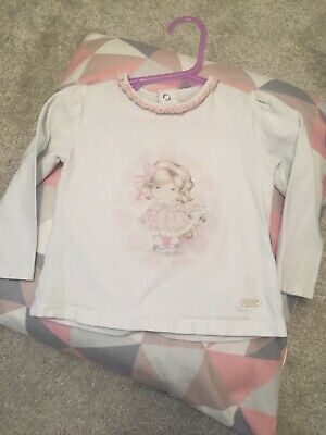 Mayoral Baby Girl 18 Months Top