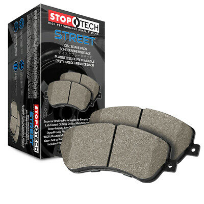 Stoptech Street Brake Pads Rear For Volkswagen Vento 1H 95-98