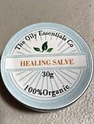 100% Natural Organic Healing Cream with Young Living Essential Oils