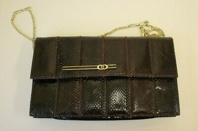 Vintage Gucci bag with small purse