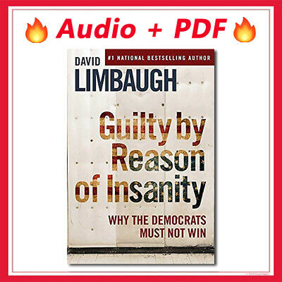 🔥 Guilty By Reason of Insanity: Why The Democrats Must Not Win - E Delivery