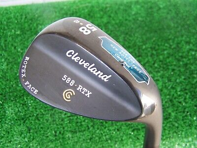 Cleveland Golf 588 RTX Rotex Face 58 Degree Lob Wedge 58.08 Right HAND NEW RH
