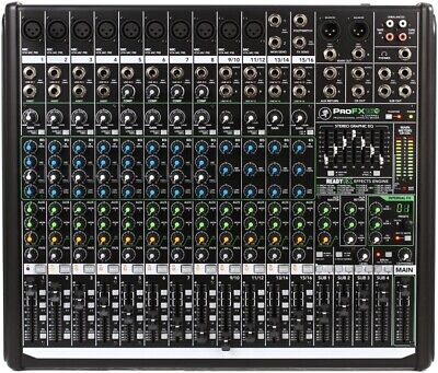 Mackie ProFX16v2 16-channel Mixer with USB and Effects