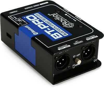 Radial BT-Pro Bluetooth Receiver 2-channel Active Direct Box