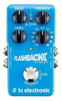 TC Electronic Flashback 2 Delay and Looper Pedal