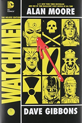 Moore, Alan-Watchmen BOOKH NEW