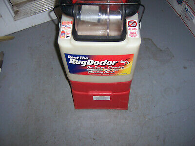 Rug Doctor  Carpet Cleaner Extractor EZ-1 MP-R2A  Used