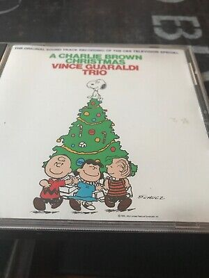 A Charlie Brown Christmas by Vince Guaraldi Trio/Vince Guaraldi (CD,...