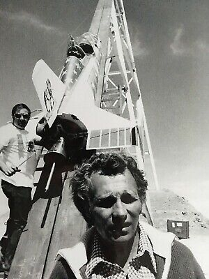 Evelknievel - Legendary American Dare Devil - Excellent Unsigned Photograph