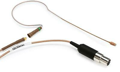 Countryman E6 Directional Earset for Shure - Speaking, Tan, 2mm