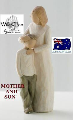 Willow Tree MOTHER AND SON NEW