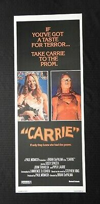 Carrie 1976 MOVIE Silk Fabric POSTER Vintage Art silk Poster12x18 24x36in A-212