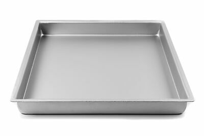 16 Inch x 16 Inch x 2 Inch High Square Cake Pan - Hot Stuff Bakeware