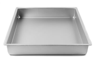 16 Inch x 16 Inch x 3 Inch High Square Cake Pan - Hot Stuff Bakeware