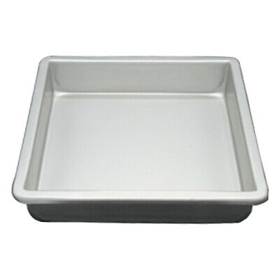 11 Inch x 11 Inch x 3 Inch High Square Cake Pan - Hot Stuff Bakeware