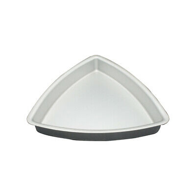 14 inch x 3 Inch High Convex Triangle Shaped Cake Pan - Hot Stuff Bakeware