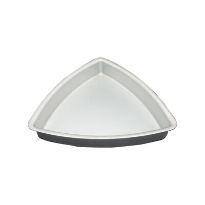 12 Inch x 3 Inch High Convex Triangle Shaped Cake Pan - Hot Stuff Bakeware