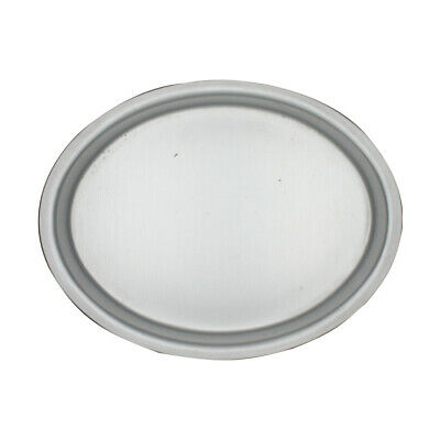 14 Inch x 3 Inch High Oval Shaped Cake Pan - Hot Stuff Bakeware