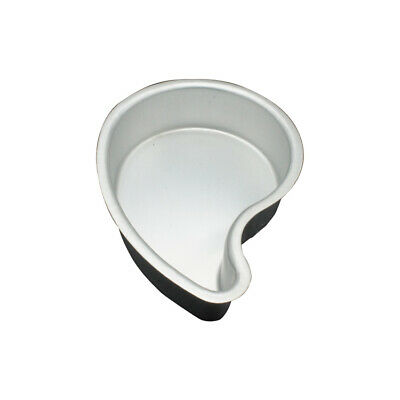 10 Inch x 3 Inch High Comma Shaped Cake Pan - Hot Stuff Bakeware
