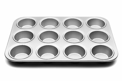 Anodized 6 Standard Cup Muffin Pan - Hot Stuff Bakeware