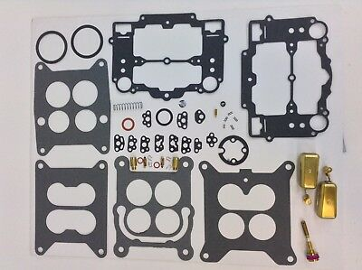 1962 64  CARB KIT SET CHEVY 409 DUAL QUADS CARTER 4 BARREL AFBS  DOES BOTH CARBS