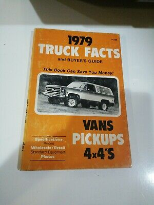 Truck Facts 1979