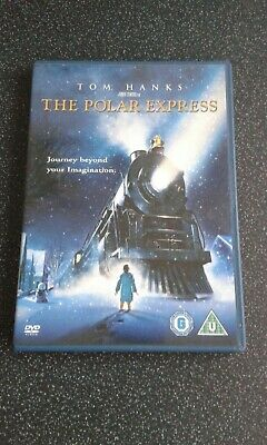 Christmas Film.  Tom Hanks In  The Polar Express, Journey Beyond .  One Dvd
