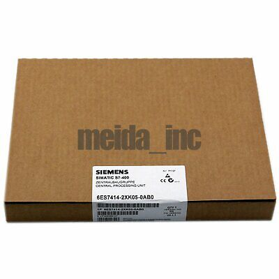 Brand New Siemens Processor Unit 6ES7 414-2XK05-0AB0 Quality Assurance