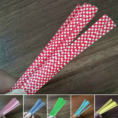lovely sweet dot ties food gift cello cellophane bag packaging