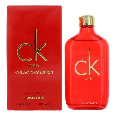 CK One Collector's Edition by Calvin Klein, 3.4 oz EDT Spray Unisex