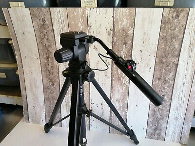sony VCT-750RM Tripod photography remote control camcorder stand