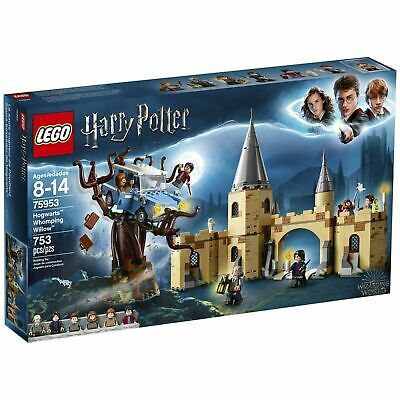 LEGO HARRY POTTER 75953 75954 - Wizarding World Hogwarts Great Hall Whomping Wil
