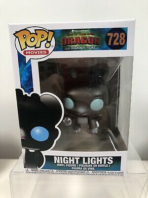 POP! How to Train Your Dragon Night Light Allison Funko New Movies 728