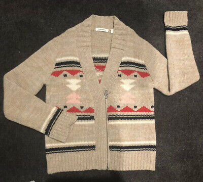 Country Road Boy's Wool Jumper Size 10
