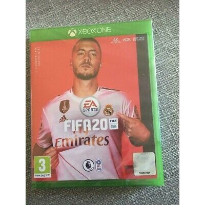 Fifa 20 Xbox One Brand New And Sealed