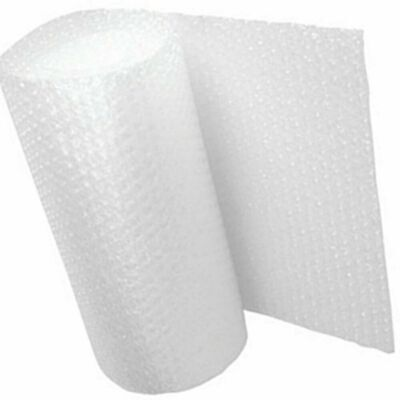 "3/16"" SH Small Bubble Cushioning Wrap Padding Roll 50' x 19.5"" Wide 50FT"